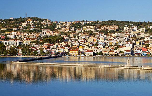 Grcka Kefalonija Argostoli