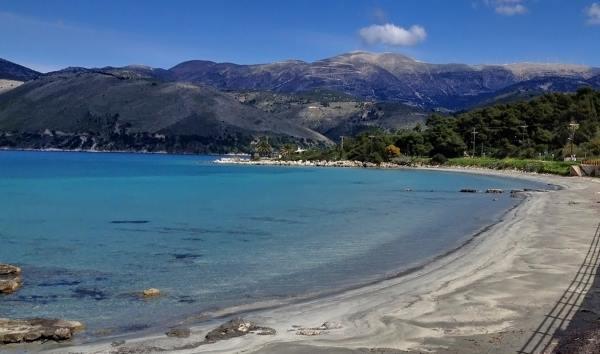 argostoli plaža