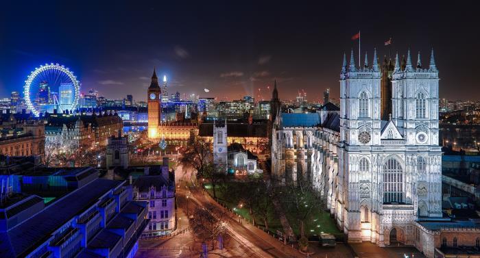 london znamenitosti