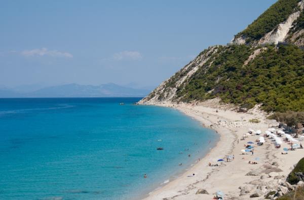Lefkada Plaže 12 Najlepših Porto Katsiki Odmor Plus
