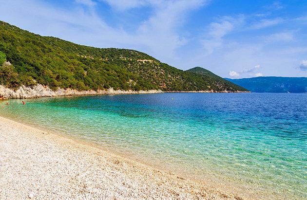 plaze na kefaloniji