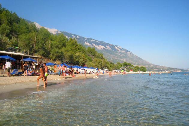 plaze na ostrvu kefalonija