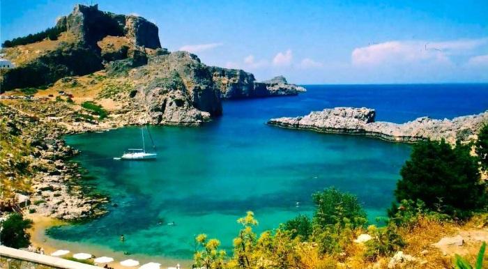 stegna plaze rodos ostrvo