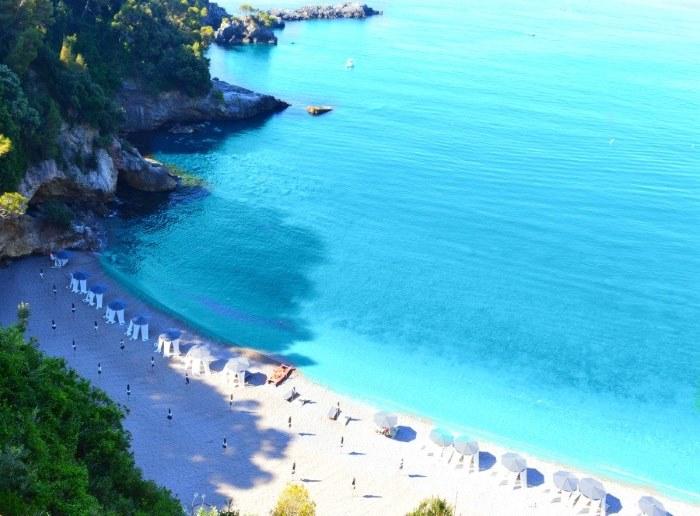 plaze Ligurija